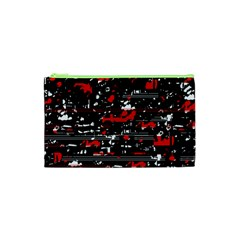 Red symphony Cosmetic Bag (XS)