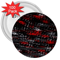 Bed eyesight 3  Buttons (100 pack)