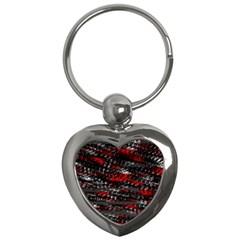 Bed eyesight Key Chains (Heart)
