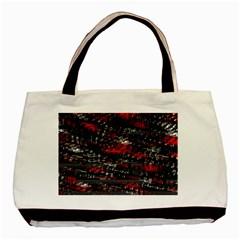 Bed eyesight Basic Tote Bag