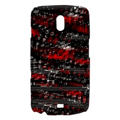 Bed eyesight Samsung Galaxy Nexus i9250 Hardshell Case