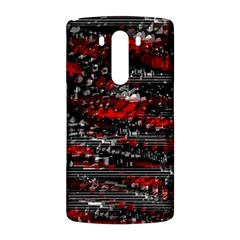 Bed eyesight LG G3 Back Case