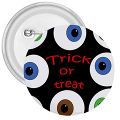 Trick or treat  3  Buttons