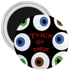 Trick or treat  3  Magnets