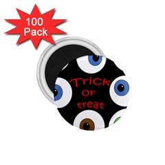 Trick or treat  1.75  Magnets (100 pack)