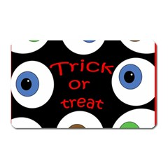 Trick or treat  Magnet (Rectangular)
