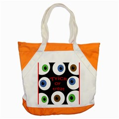 Trick or treat  Accent Tote Bag