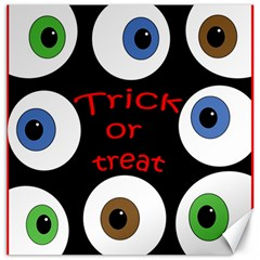 Trick or treat  Canvas 20  x 20