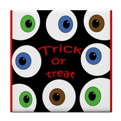 Trick or treat  Face Towel