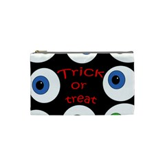 Trick or treat  Cosmetic Bag (Small)