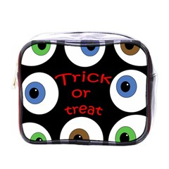 Trick or treat  Mini Toiletries Bags