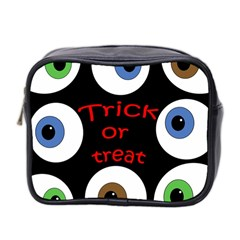 Trick or treat  Mini Toiletries Bag 2-Side