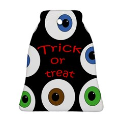 Trick or treat  Ornament (Bell)
