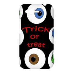 Trick or treat  HTC Rhyme
