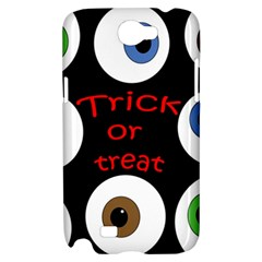 Trick or treat  Samsung Galaxy Note 2 Hardshell Case