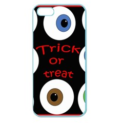 Trick or treat  Apple Seamless iPhone 5 Case (Color)