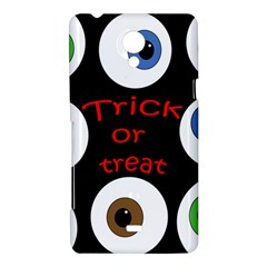 Trick or treat  Sony Xperia T