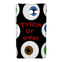 Trick or treat  Sony Xperia ZL (L35H)