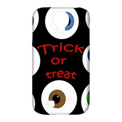 Trick or treat  Samsung Galaxy S4 Classic Hardshell Case (PC+Silicone)