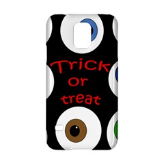 Trick or treat  Samsung Galaxy S5 Hardshell Case