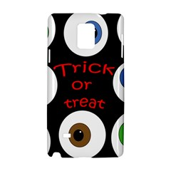 Trick or treat  Samsung Galaxy Note 4 Hardshell Case
