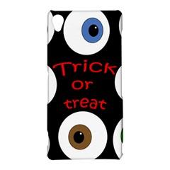 Trick or treat  Sony Xperia Z3