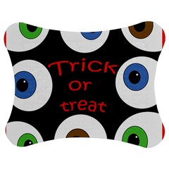 Trick or treat  Jigsaw Puzzle Photo Stand (Bow)
