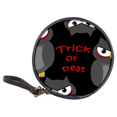 Trick or treat - owls Classic 20-CD Wallets