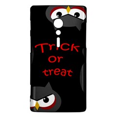 Trick or treat - owls Sony Xperia ion
