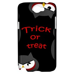 Trick or treat - owls Samsung Galaxy Note 2 Hardshell Case