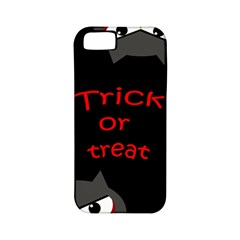 Trick or treat - owls Apple iPhone 5 Classic Hardshell Case (PC+Silicone)