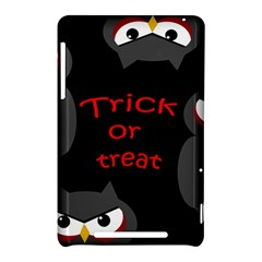 Trick or treat - owls Nexus 7 (2012)