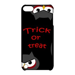 Trick or treat - owls Apple iPod Touch 5 Hardshell Case with Stand