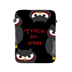 Trick or treat - owls Apple iPad 2/3/4 Protective Soft Cases