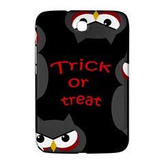 Trick or treat - owls Samsung Galaxy Note 8.0 N5100 Hardshell Case