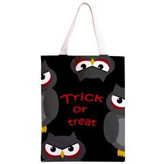 Trick or treat - owls Classic Light Tote Bag