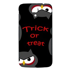 Trick or treat - owls Samsung Galaxy Mega I9200 Hardshell Back Case
