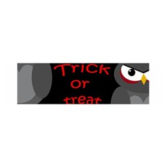 Trick or treat - owls Satin Scarf (Oblong)