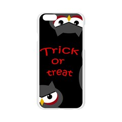 Trick or treat - owls Apple Seamless iPhone 6/6S Case (Transparent)