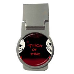 Trick or treat 2 Money Clips (Round)