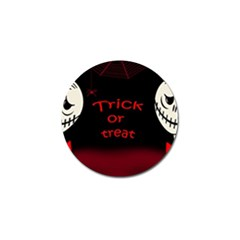 Trick or treat 2 Golf Ball Marker (4 pack)