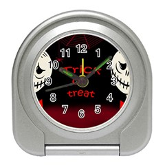 Trick or treat 2 Travel Alarm Clocks