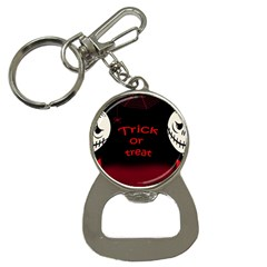 Trick or treat 2 Bottle Opener Key Chains