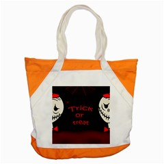 Trick or treat 2 Accent Tote Bag