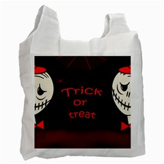 Trick or treat 2 Recycle Bag (One Side)