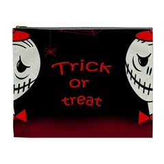 Trick or treat 2 Cosmetic Bag (XL)