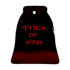 Trick or treat 2 Ornament (Bell)