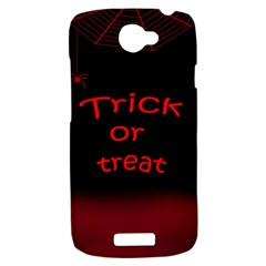 Trick or treat 2 HTC One S Hardshell Case