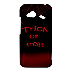 Trick or treat 2 HTC Droid Incredible 4G LTE Hardshell Case