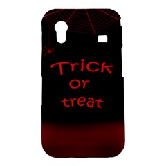 Trick or treat 2 Samsung Galaxy Ace S5830 Hardshell Case